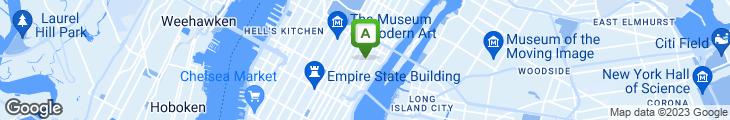 Map of Murphy's Pub