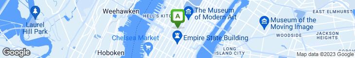 Map of Virgil's