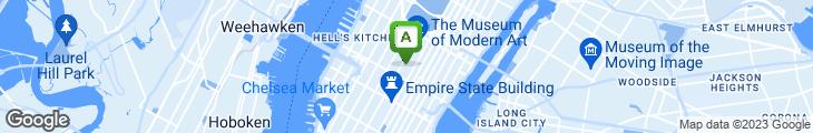 Map of Ceci Italian Restaurant