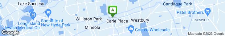 Map of Papa Razzi Trattoria & Bar