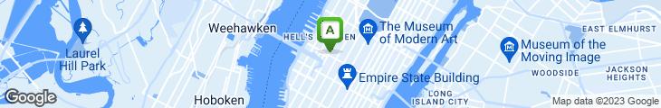 Map of Cottage Noodle Shop