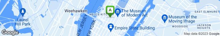 Map of Aoki