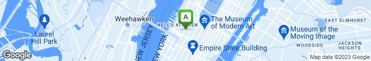 Map of Hayashi Ya