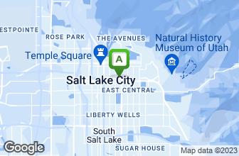 Map of Cafe Zupas