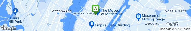 Map of Ben Benson's