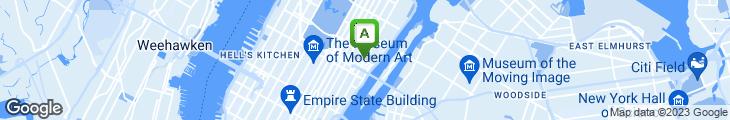 Map of Baker Street