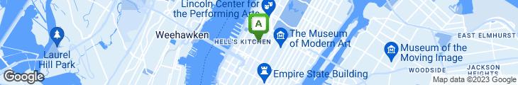 Map of Chez Napoleon