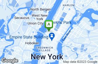 Map of New York Sal's Pizzeria