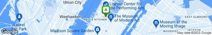Map of Matt's Grill