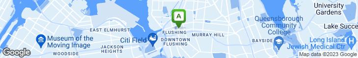 Map of Ma-Zin-Ga Snack Shop