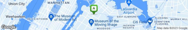 Map of Soho Sandwich Bar & Blendz