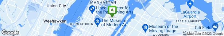 Map of PJ Bernstein