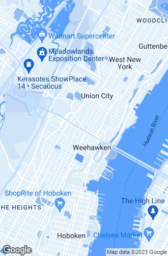 Map of Union City