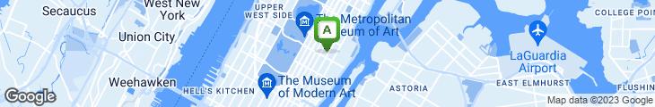 Map of H&H Midtown Bagels East