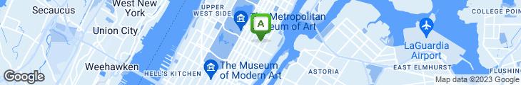 Map of Panorama Cafe