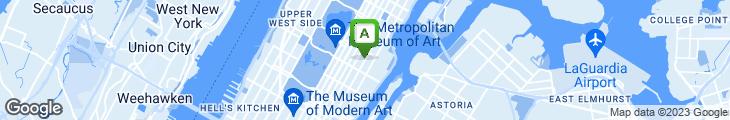 Map of AAA Ami