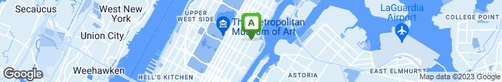 Map of Chennai Vegetarian & Kosher Restaurant