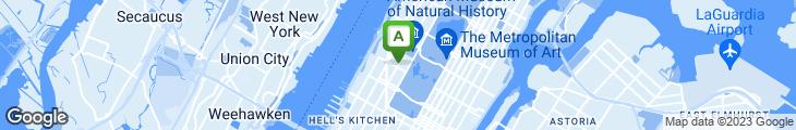 Map of Gotham Food