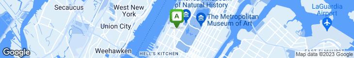Map of Fine & Schapiro