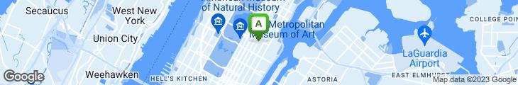 Map of Highlands Cafe Restaurant