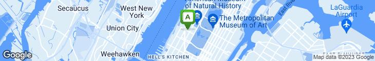 Map of Buttercup Bake Shop