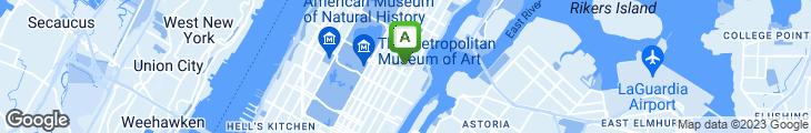 Map of Rathbone's