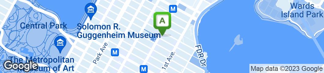 Map of Falafel House