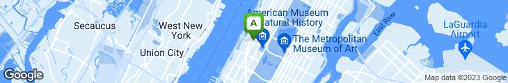 Map of Savann Restaurant- CLOSED
