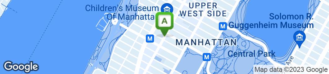 Map of Momoya Amsterdam