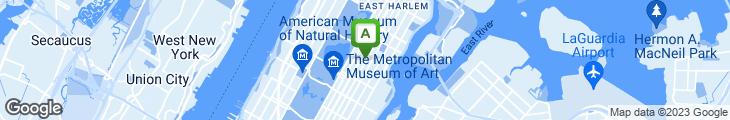 Map of U Cafe