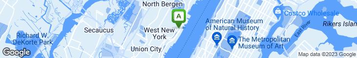 Map of Benito's Restaurant