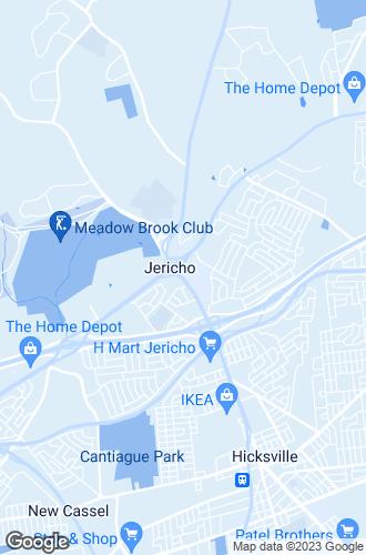 Map of Jericho