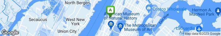 Map of The Kosher Marketplace