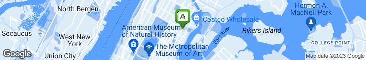 Map of La Nostra
