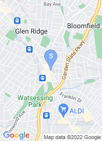 Bloomfield College map