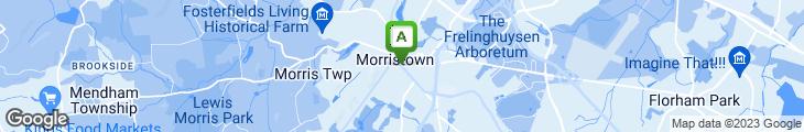 Map of Provesi