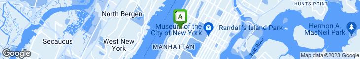 Map of Westside Market NYC