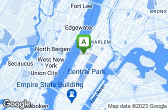 Map of Broadway Restaurant