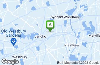 Map of Bronx Pizza Company