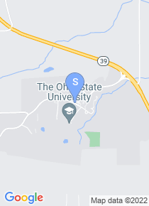 Ohio State University Mansfield map