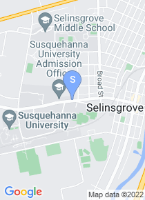 Susquehanna University map