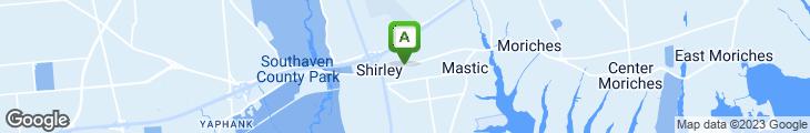 Map of May Garden Restaurant