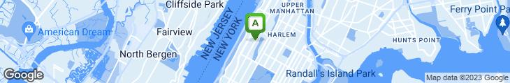 Map of Amsterdam Restaurant