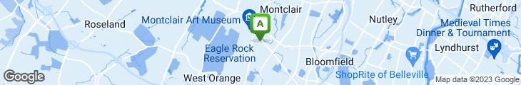 Map of Raymond's