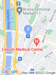Hostos Community College map