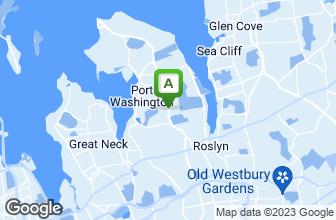 Map of Green Leaf