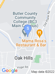 Butler County Community College map