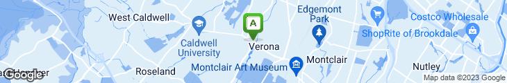 Map of Verona Pizza