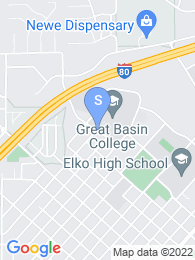Great Basin College map