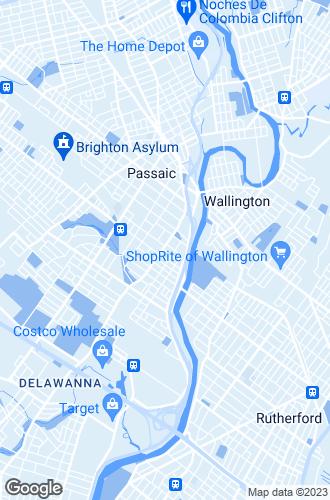 Map of Passaic